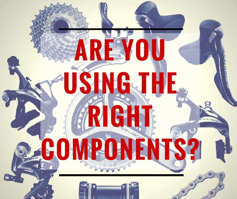 road bike components