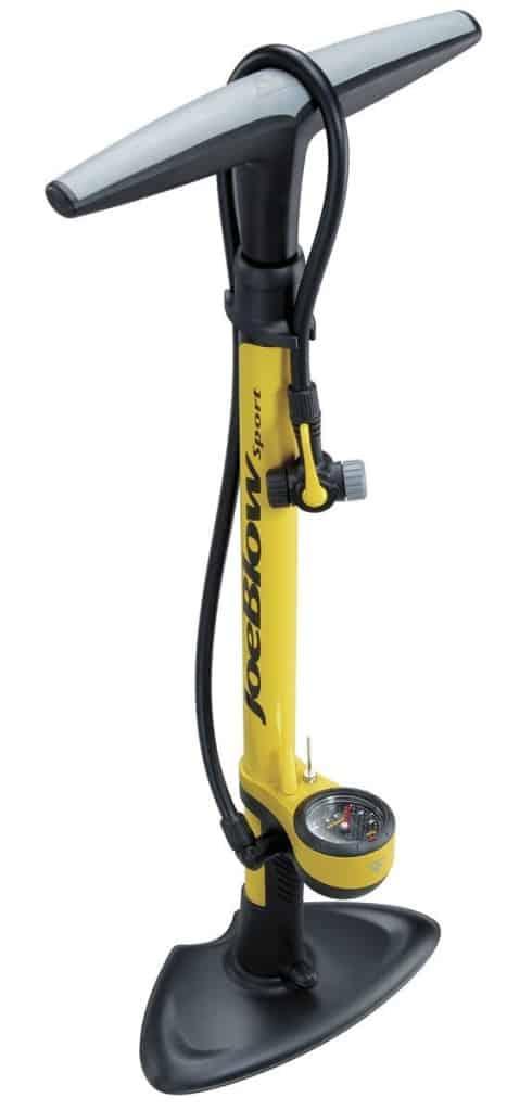 joe blow bike pump