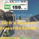 Test Your Climbing Legs: Exclusive Photo Review of the Epic Zwift Island Climb