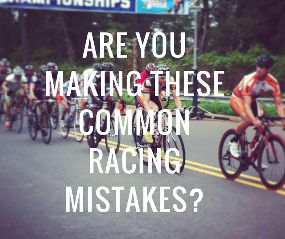 bike race tips