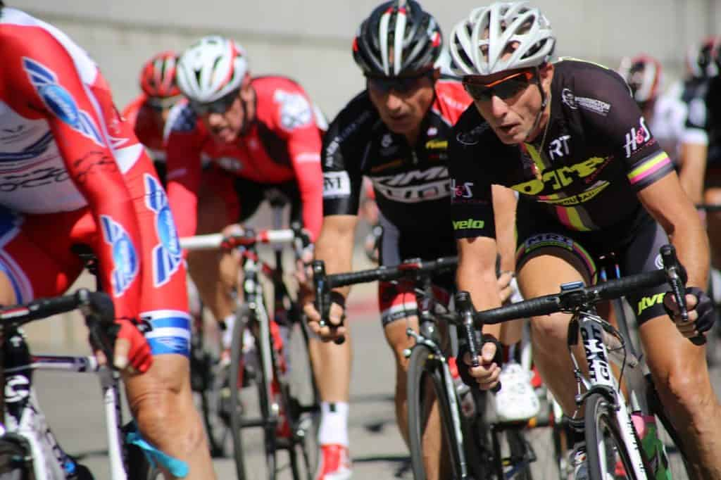 cycling race tips