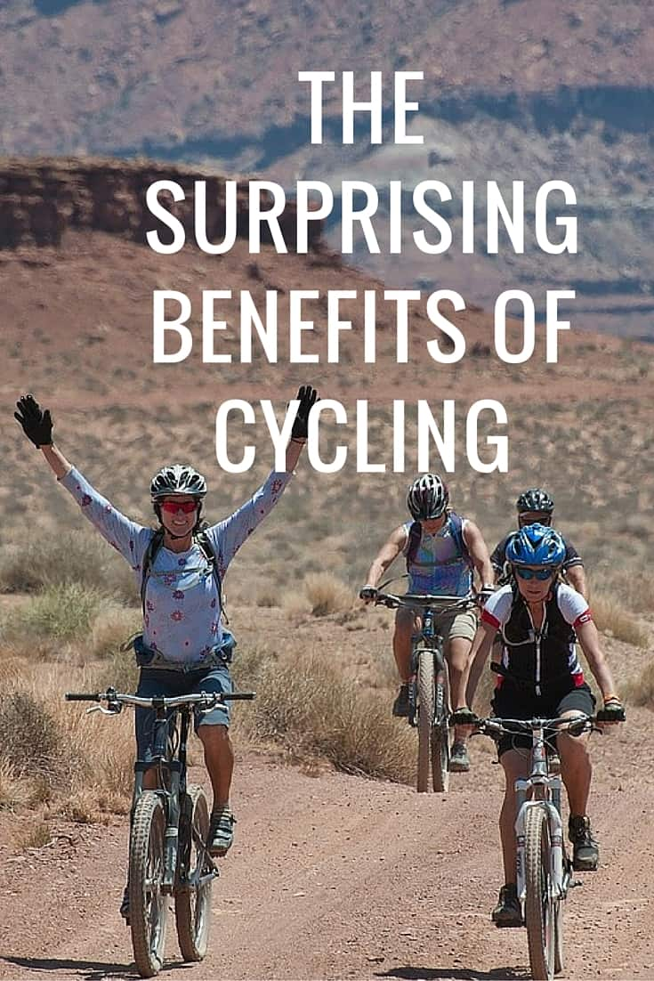 benefits of cycling