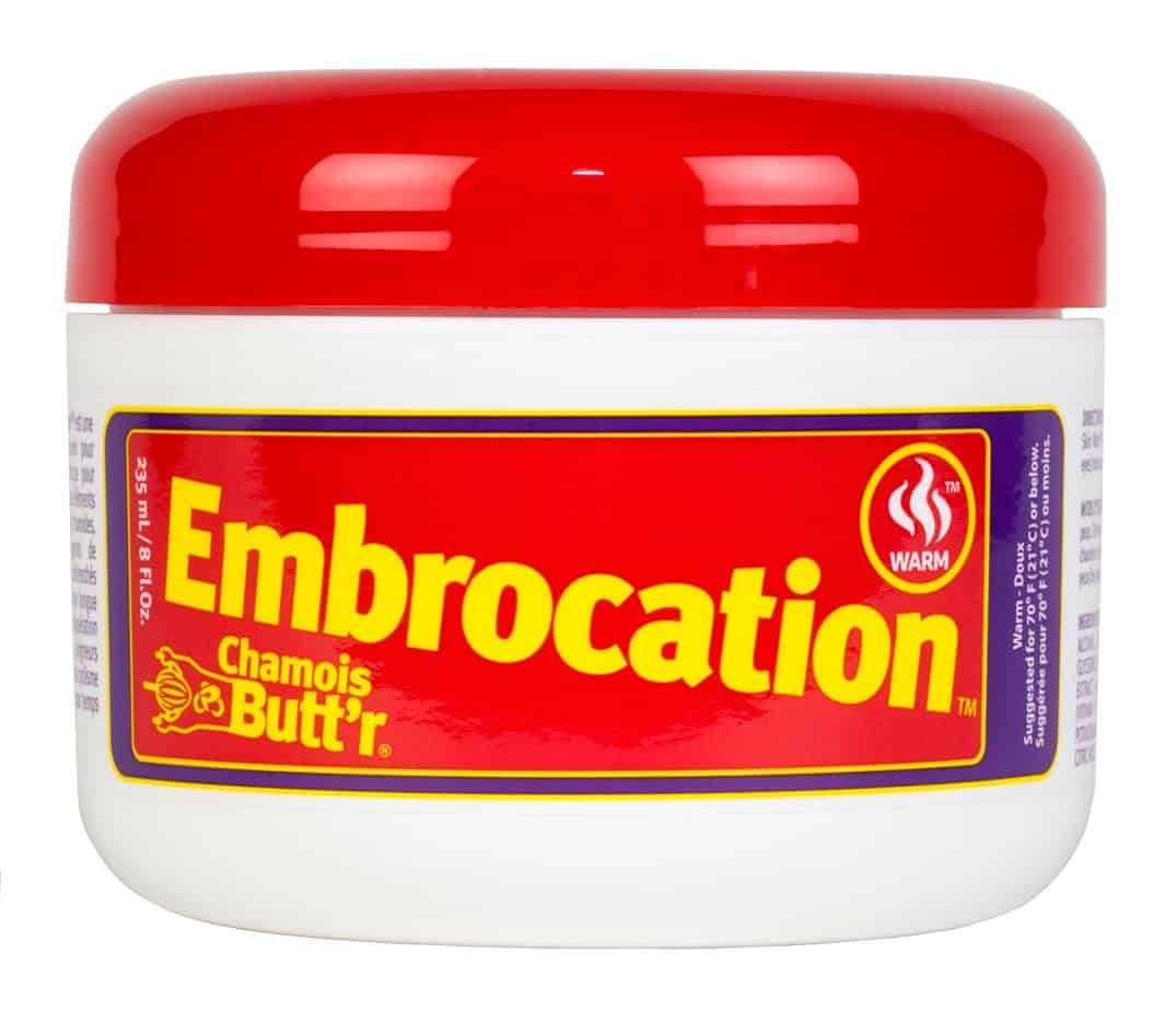 embrocation review