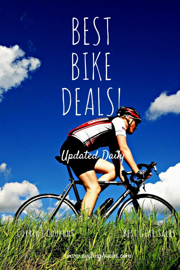 Score a Great Deal! Current Cycling Sales and Coupon Codes