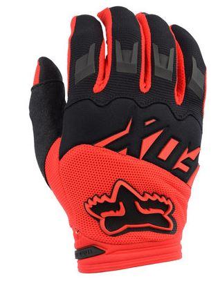 Fox Dirtpaw Race mountain bike gloves
