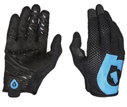 SixSixOne Raji mountain bike gloves