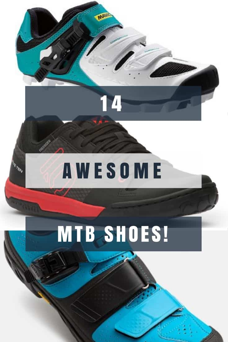 best mountain bike shoes