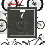 7 Best Budget-Friendly Mountain Bikes Under $1,000