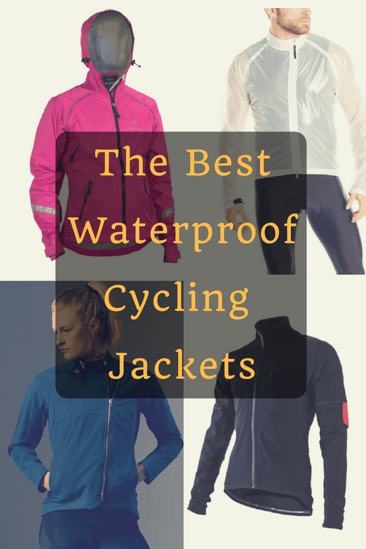 best waterproof cycling jacket