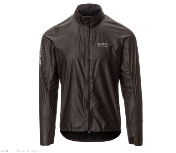 gore bike wear rain jacket