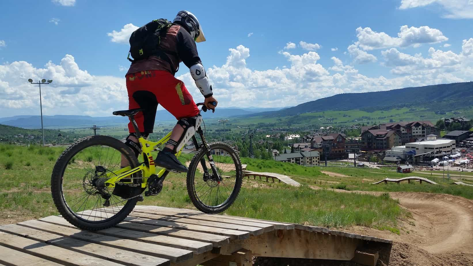 buying a mountain bike for beginners