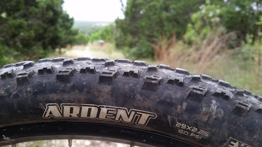 maxxis ardent race review