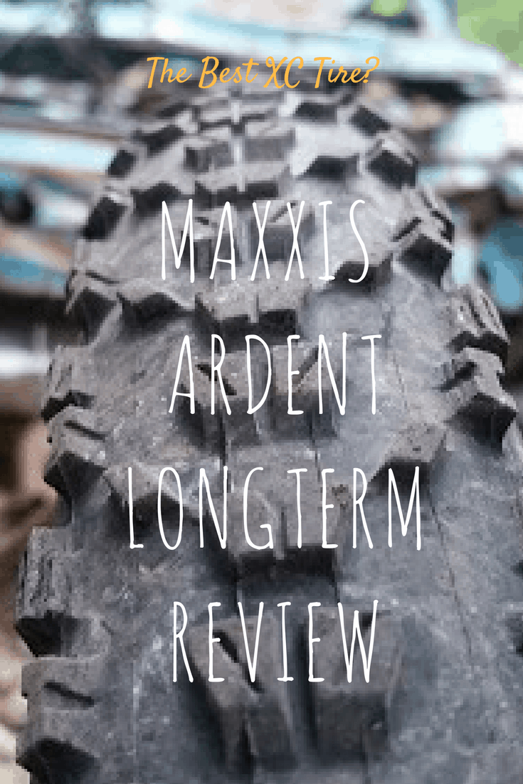 maxxis ardent review