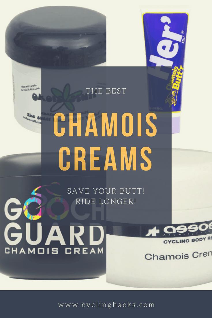 best chamois cream