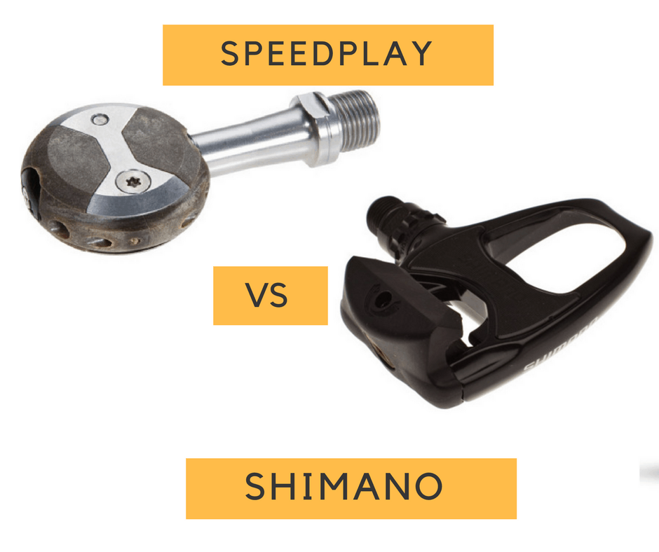 speedplay vs shimano