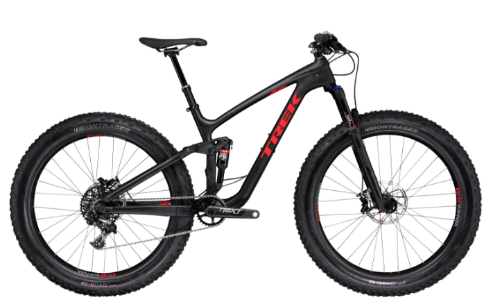 Trek Farley Fat bike