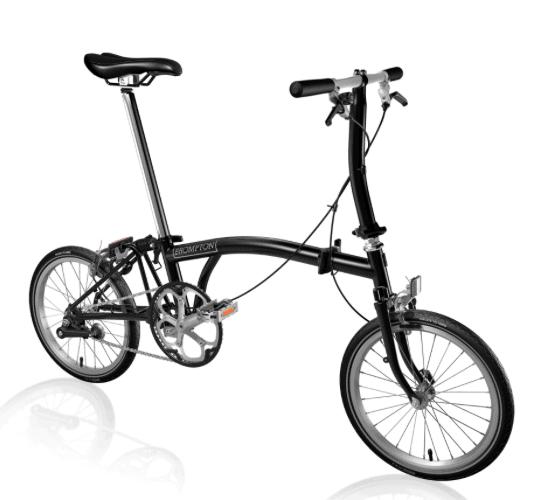 best Brompton folding bike