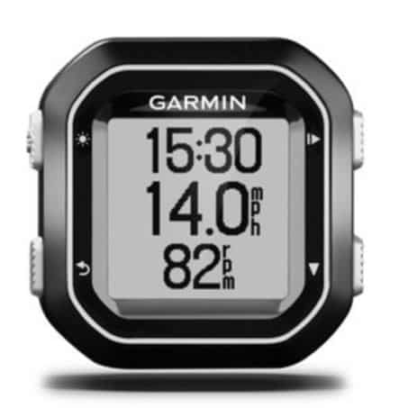 Garmin bike computers