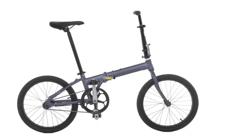 lightest folding bike