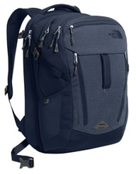 Best Backpack for Bike Commuting - North Face Surge