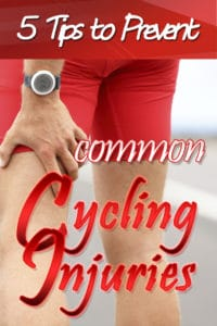 5 Tips to Prevent Common Cycling Injuries
