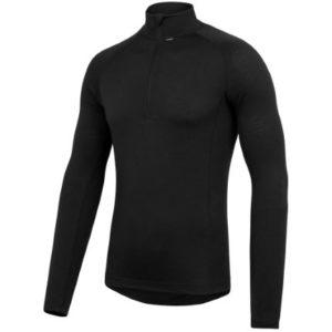 dhb Merino Long Sleeve Zip Neck Base Layer (M_200)