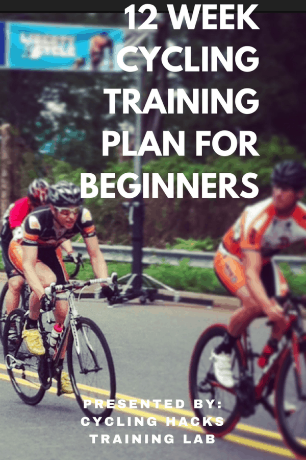 cycling for beginners training plan