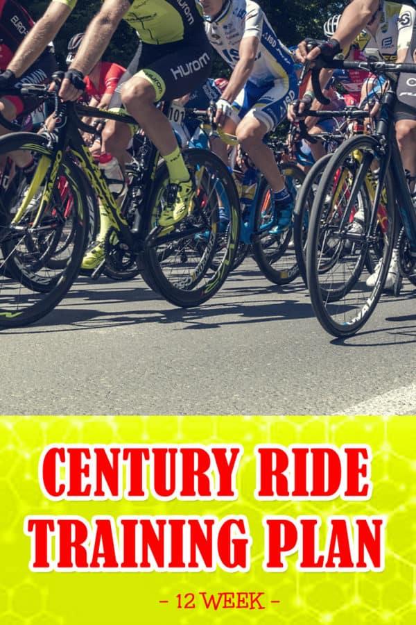 century ride training plan 12 week