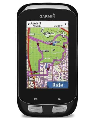 Edge 1000 with Bike Cadence Sensor