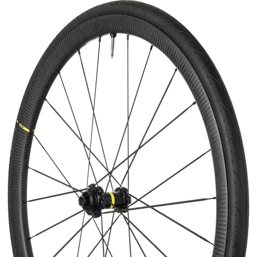 Mavic Ksyrium Pro Carbon SL UST Disc Wheel | Competitive Cyclist