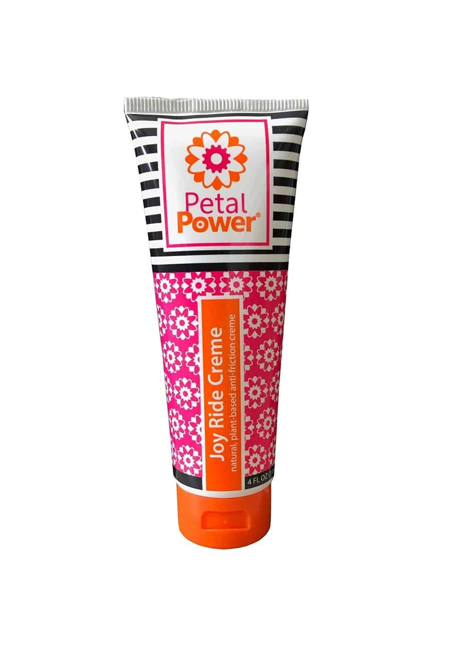 Petal Power Joy Ride Women's Natural Anti-Chafe Chamois Cream | Amazon