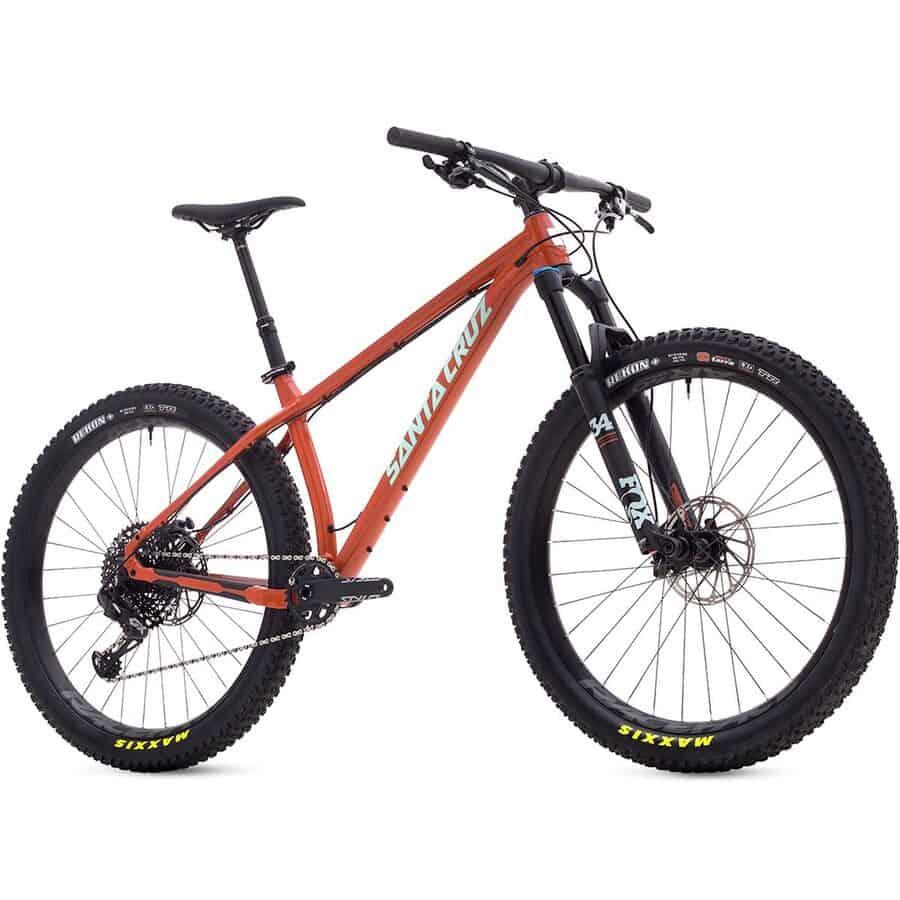 Santa Cruz Bicycles Chameleon 27.5+ S Mountain Bike | Competitive Cyclist