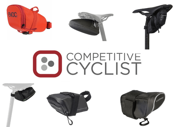 Bike Seat Bags | Competitive Cyclist