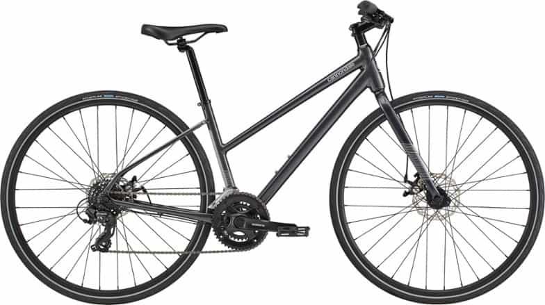 Cannondale W Quick Disc 5 Remixte Women's Bike - 2020   REI Co-op