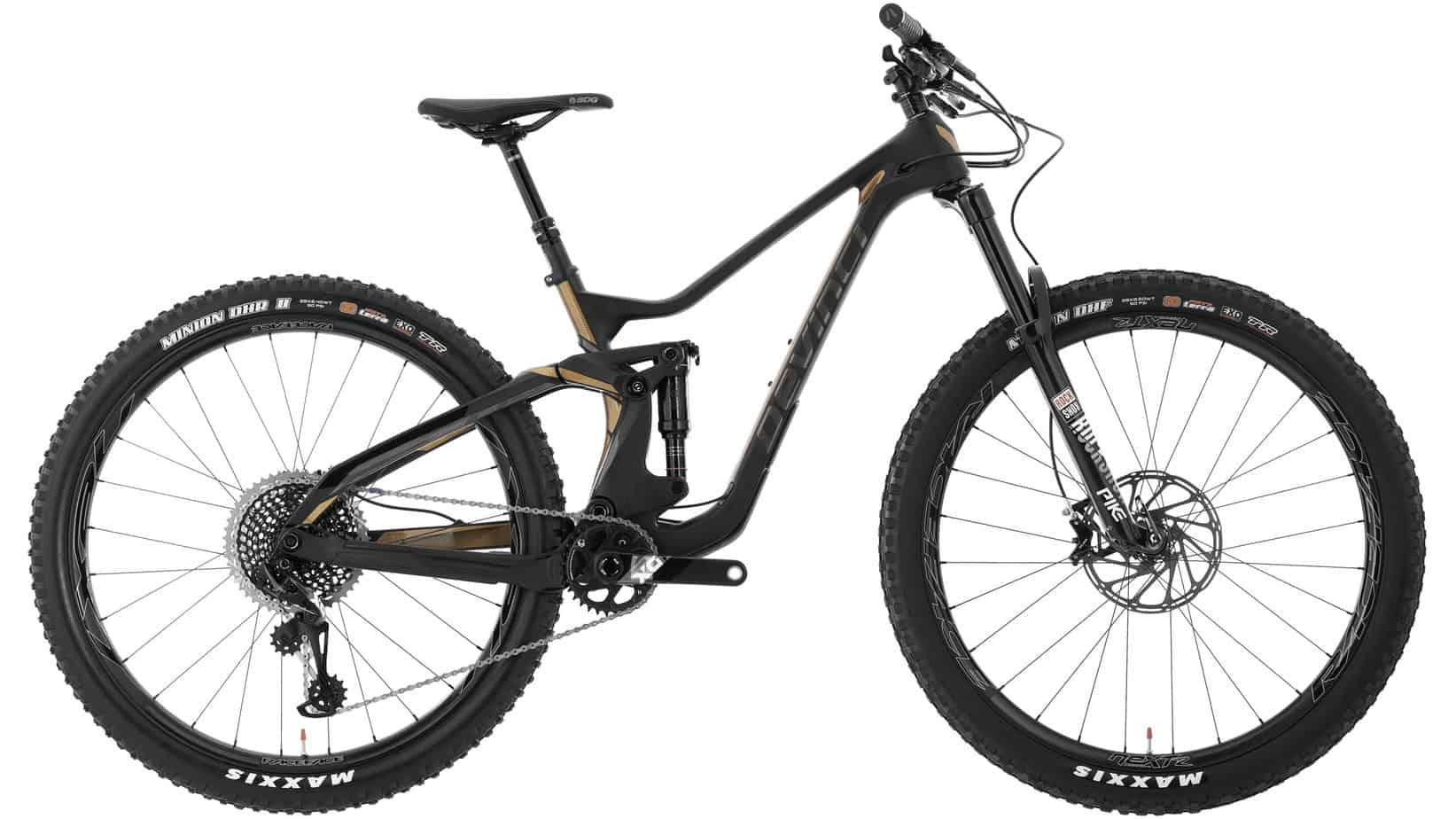 Devinci Troy Carbon 29 X01 Bike 2019   Jenson USA