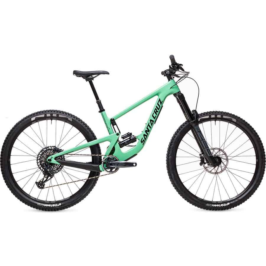 Santa Cruz Bicycles Carbon GX Eagle Mountain Bike   Competitive Cyclist