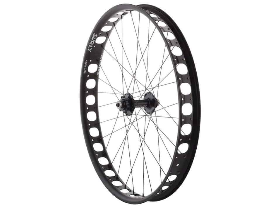 Surly Fat Bike Wheel With Novatec Hubs | Jenson USA