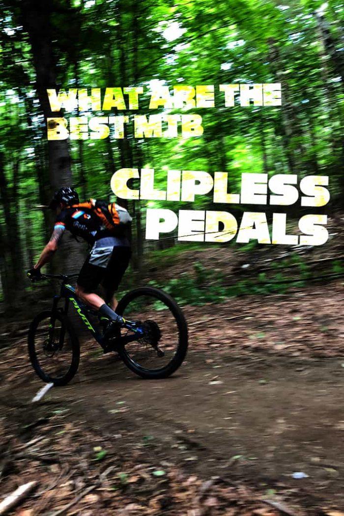 best mtb clipless pedal