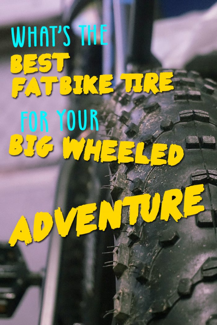 Best Fat Bike Tire